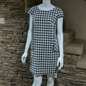 Rabbit R R.black and white dress size 8P